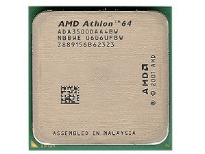 AMD Athlon 64 3500 2.2 GHz Processor